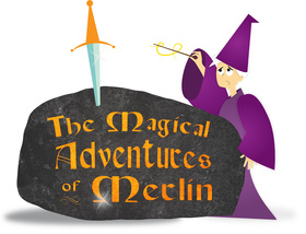 The Magical Adventures of Merlin